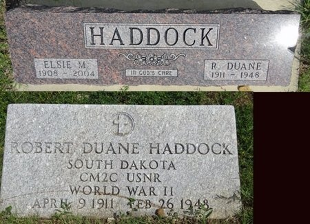 HADDOCK, ELSIE - Haakon County, South Dakota | ELSIE HADDOCK - South Dakota Gravestone Photos