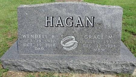 HAGAN, GRACE - Haakon County, South Dakota | GRACE HAGAN - South Dakota Gravestone Photos
