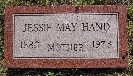 HAND, JESSIE - Haakon County, South Dakota | JESSIE HAND - South Dakota Gravestone Photos