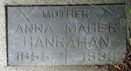 HANRAHAN, ANNA - Haakon County, South Dakota | ANNA HANRAHAN - South Dakota Gravestone Photos