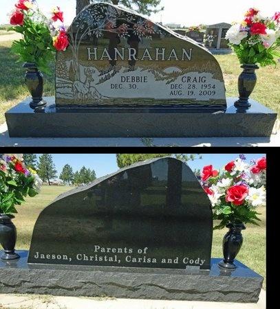 HANRAHAN, DEBBIE - Haakon County, South Dakota | DEBBIE HANRAHAN - South Dakota Gravestone Photos