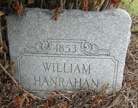 HANRAHAN, WILLIAM - Haakon County, South Dakota | WILLIAM HANRAHAN - South Dakota Gravestone Photos