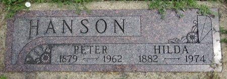HANSON, PETER - Haakon County, South Dakota | PETER HANSON - South Dakota Gravestone Photos