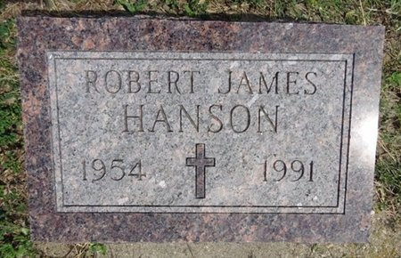 HANSON, ROBERT - Haakon County, South Dakota | ROBERT HANSON - South Dakota Gravestone Photos