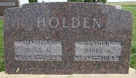 HOLDEN, HARRY - Haakon County, South Dakota | HARRY HOLDEN - South Dakota Gravestone Photos