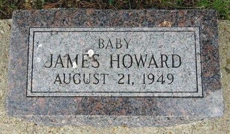 HOWARD, JAMES - Haakon County, South Dakota | JAMES HOWARD - South Dakota Gravestone Photos