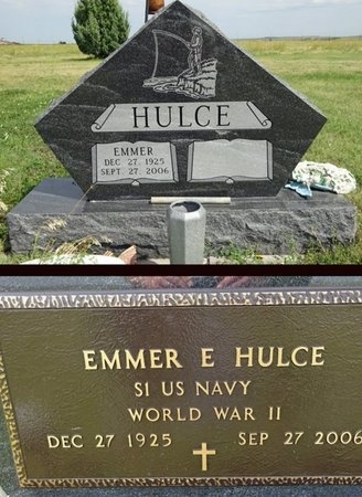 HULCE, EMMER - Haakon County, South Dakota | EMMER HULCE - South Dakota Gravestone Photos