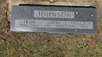 JOHNSON, ALBERT - Haakon County, South Dakota | ALBERT JOHNSON - South Dakota Gravestone Photos