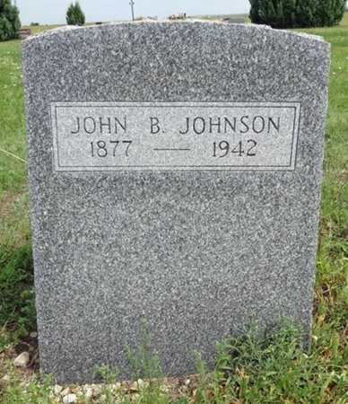 JOHNSON, JOHN - Haakon County, South Dakota | JOHN JOHNSON - South Dakota Gravestone Photos