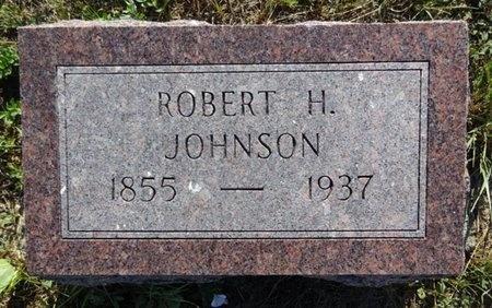 JOHNSON, ROBERT - Haakon County, South Dakota | ROBERT JOHNSON - South Dakota Gravestone Photos