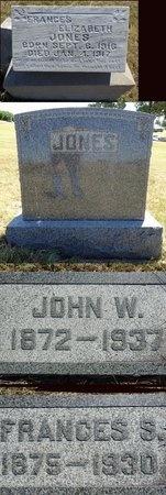 JONES, JOHN - Haakon County, South Dakota   JOHN JONES - South Dakota Gravestone Photos