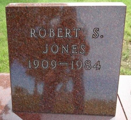 JONES, ROBERT - Haakon County, South Dakota | ROBERT JONES - South Dakota Gravestone Photos