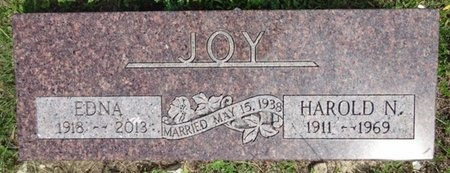 JOY, HAROLD - Haakon County, South Dakota | HAROLD JOY - South Dakota Gravestone Photos