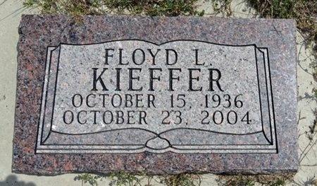 KIEFFER, FLOYD - Haakon County, South Dakota | FLOYD KIEFFER - South Dakota Gravestone Photos