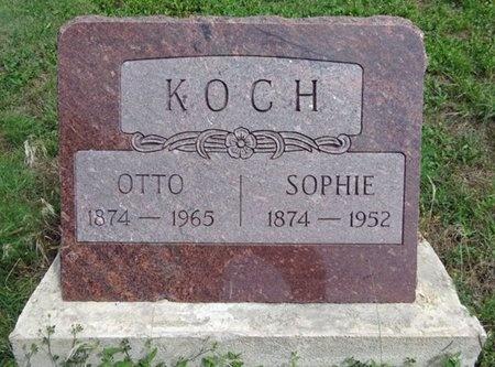 KOCH, OTTO - Haakon County, South Dakota | OTTO KOCH - South Dakota Gravestone Photos