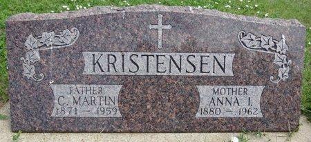 KRISTENSEN, C. MARTIN - Haakon County, South Dakota | C. MARTIN KRISTENSEN - South Dakota Gravestone Photos
