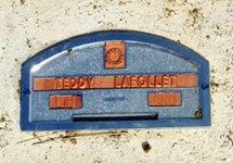 LAFOLLET, TEDDY - Haakon County, South Dakota | TEDDY LAFOLLET - South Dakota Gravestone Photos