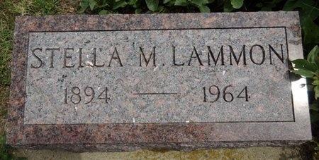 LAMMON, STELLA - Haakon County, South Dakota | STELLA LAMMON - South Dakota Gravestone Photos