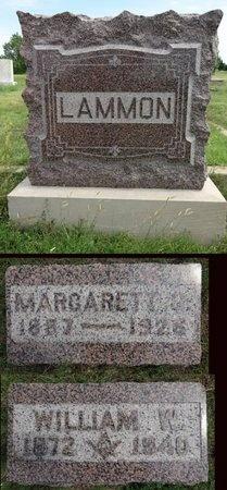LAMMON, WILLIAM - Haakon County, South Dakota   WILLIAM LAMMON - South Dakota Gravestone Photos