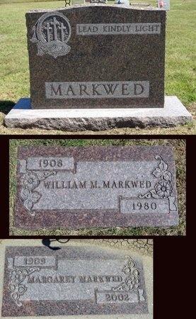MARKWED, WILLIAM - Haakon County, South Dakota | WILLIAM MARKWED - South Dakota Gravestone Photos