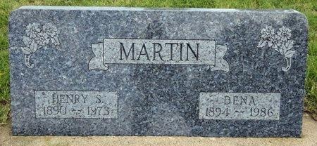 BERTELSON MARTIN, DENA - Haakon County, South Dakota | DENA BERTELSON MARTIN - South Dakota Gravestone Photos