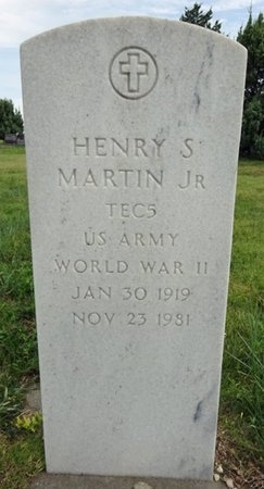 MARTIN, JR., HENRY - Haakon County, South Dakota | HENRY MARTIN, JR. - South Dakota Gravestone Photos