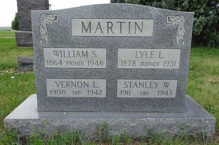 MARTIN, STANLEY - Haakon County, South Dakota | STANLEY MARTIN - South Dakota Gravestone Photos