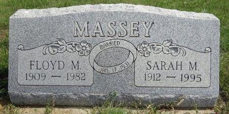 MASSEY, FLOYD - Haakon County, South Dakota | FLOYD MASSEY - South Dakota Gravestone Photos