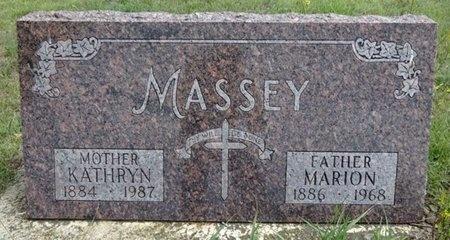 MASSEY, KATHRYN - Haakon County, South Dakota | KATHRYN MASSEY - South Dakota Gravestone Photos