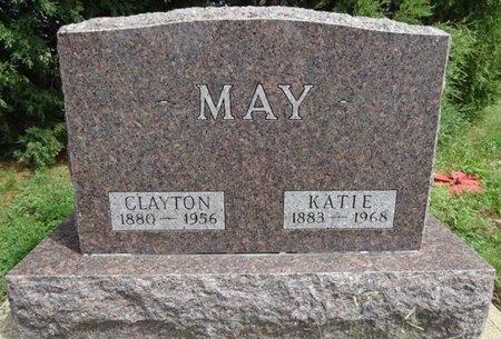 MAY, KATIE - Haakon County, South Dakota | KATIE MAY - South Dakota Gravestone Photos