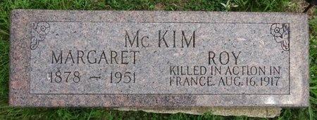 MC KIM, MARGARET - Haakon County, South Dakota | MARGARET MC KIM - South Dakota Gravestone Photos