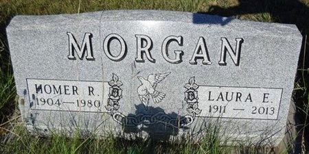 MORGAN, HOMER - Haakon County, South Dakota | HOMER MORGAN - South Dakota Gravestone Photos