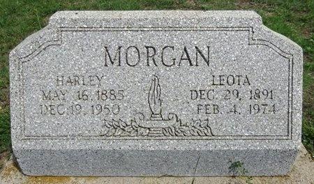 MORGAN, LEOTA - Haakon County, South Dakota | LEOTA MORGAN - South Dakota Gravestone Photos