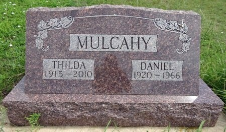 FOSHEIM MULCAHY, THILDA - Haakon County, South Dakota | THILDA FOSHEIM MULCAHY - South Dakota Gravestone Photos