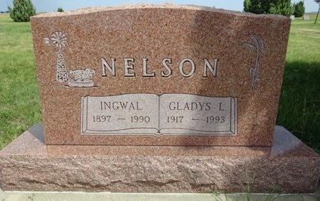 NELSON, INGWAL - Haakon County, South Dakota | INGWAL NELSON - South Dakota Gravestone Photos