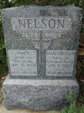 NELSON, MARI - Haakon County, South Dakota | MARI NELSON - South Dakota Gravestone Photos