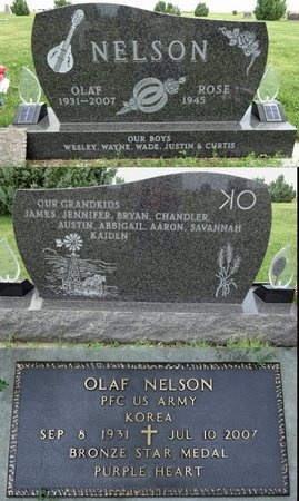 NELSON, OLAF - Haakon County, South Dakota | OLAF NELSON - South Dakota Gravestone Photos