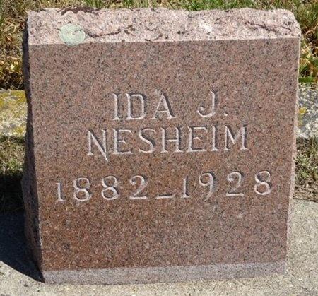 NESHEIM, IDA - Haakon County, South Dakota   IDA NESHEIM - South Dakota Gravestone Photos