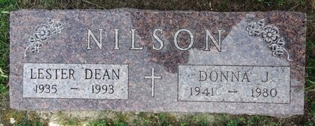 MASSEY NILSON, DONNA - Haakon County, South Dakota | DONNA MASSEY NILSON - South Dakota Gravestone Photos