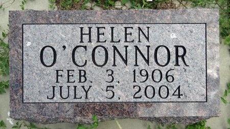 POLER O'CONNOR, HELEN - Haakon County, South Dakota | HELEN POLER O'CONNOR - South Dakota Gravestone Photos