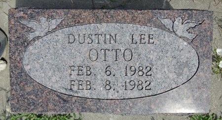 OTTO, DUSTIN - Haakon County, South Dakota | DUSTIN OTTO - South Dakota Gravestone Photos