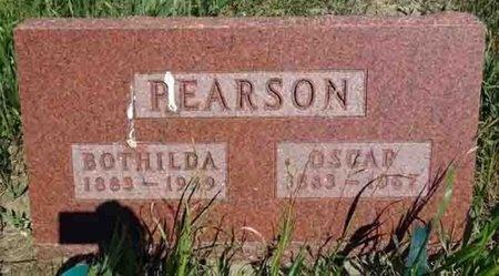 PEARSON, OSCAR - Haakon County, South Dakota | OSCAR PEARSON - South Dakota Gravestone Photos