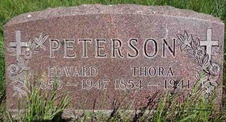PETERSON, THORA - Haakon County, South Dakota | THORA PETERSON - South Dakota Gravestone Photos