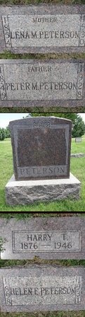 PETERSON, HARRY - Haakon County, South Dakota | HARRY PETERSON - South Dakota Gravestone Photos
