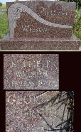 PURCELL, GEORGE - Haakon County, South Dakota | GEORGE PURCELL - South Dakota Gravestone Photos