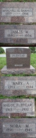 PURYEAR, NORA - Haakon County, South Dakota | NORA PURYEAR - South Dakota Gravestone Photos