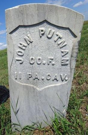 PUTNAM, JOHN - Haakon County, South Dakota   JOHN PUTNAM - South Dakota Gravestone Photos