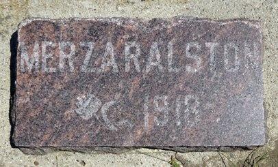RALSTON, MERZA - Haakon County, South Dakota   MERZA RALSTON - South Dakota Gravestone Photos