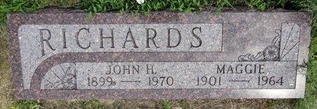 RICHARDS, JOHN - Haakon County, South Dakota | JOHN RICHARDS - South Dakota Gravestone Photos