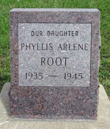 ROOT, PHYLLIS - Haakon County, South Dakota | PHYLLIS ROOT - South Dakota Gravestone Photos